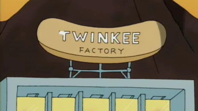 snack cakes like twinkies not good for kids